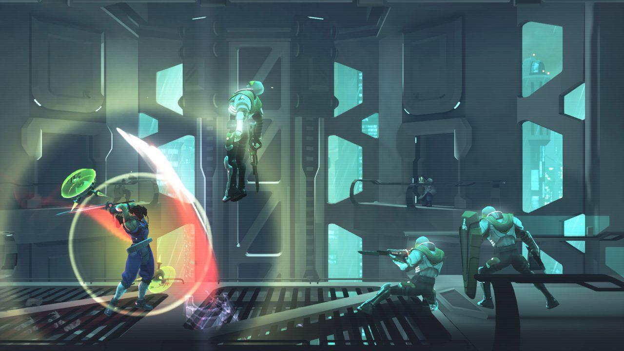 Strider: live gameplay del gioco
