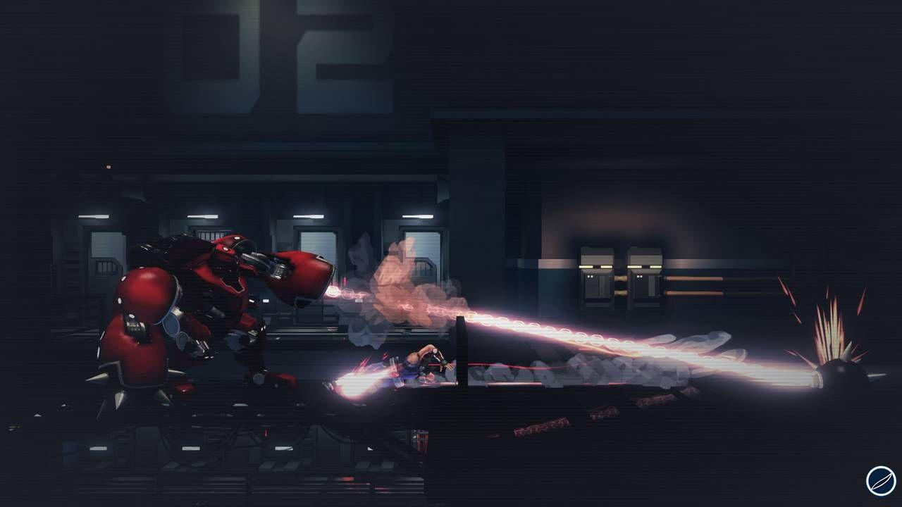 Strider: nuovi screenshot del gioco