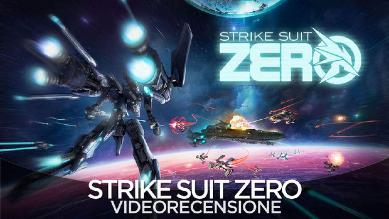 Strike Suit Zero: disponibile per OS X e Linux su Steam