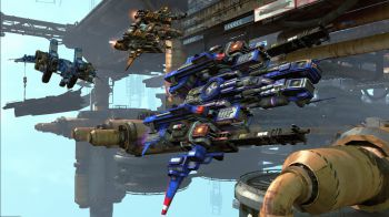 Strike Vector EX è adesso disponibile su Playstation 4