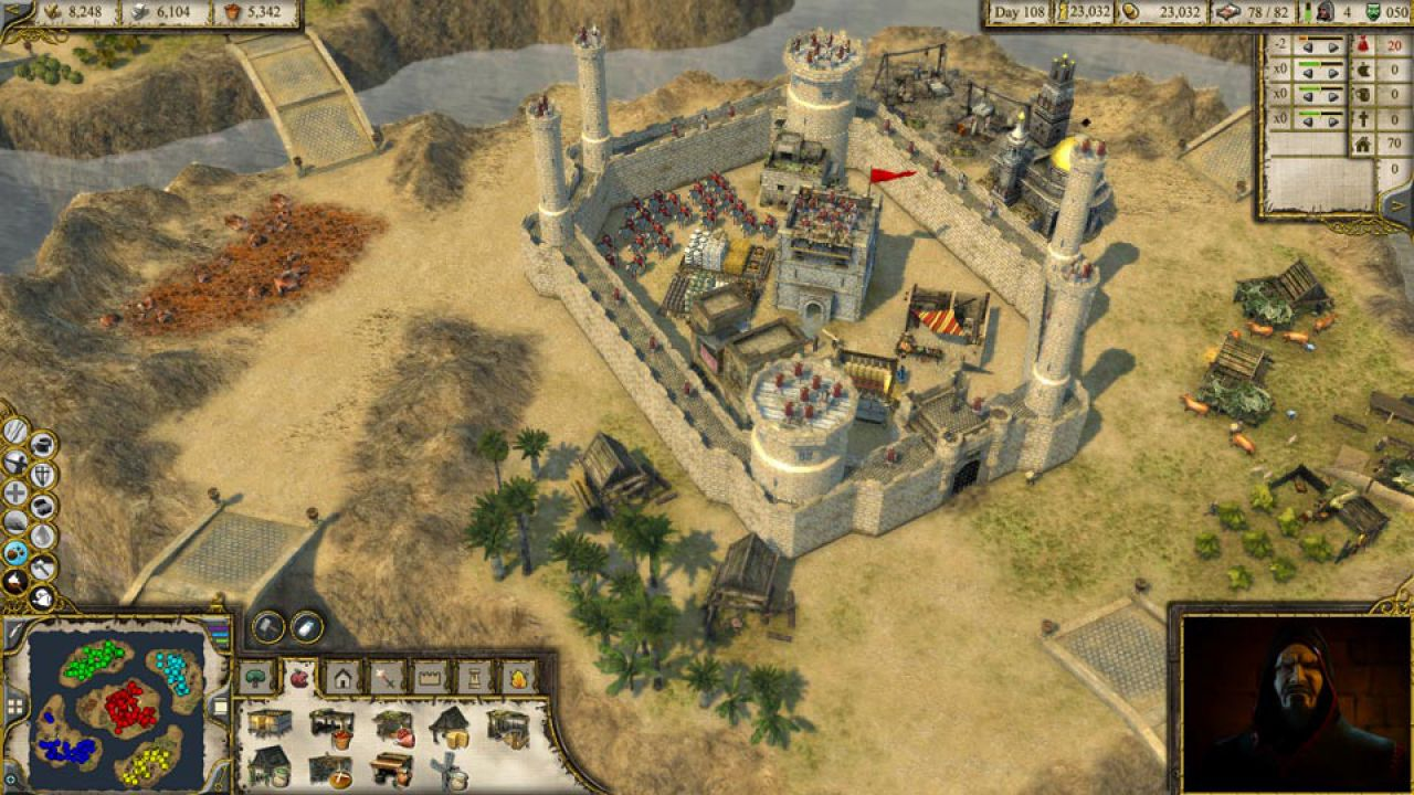 Stronghold Crusader 2, ecco un nuovo trailer gameplay