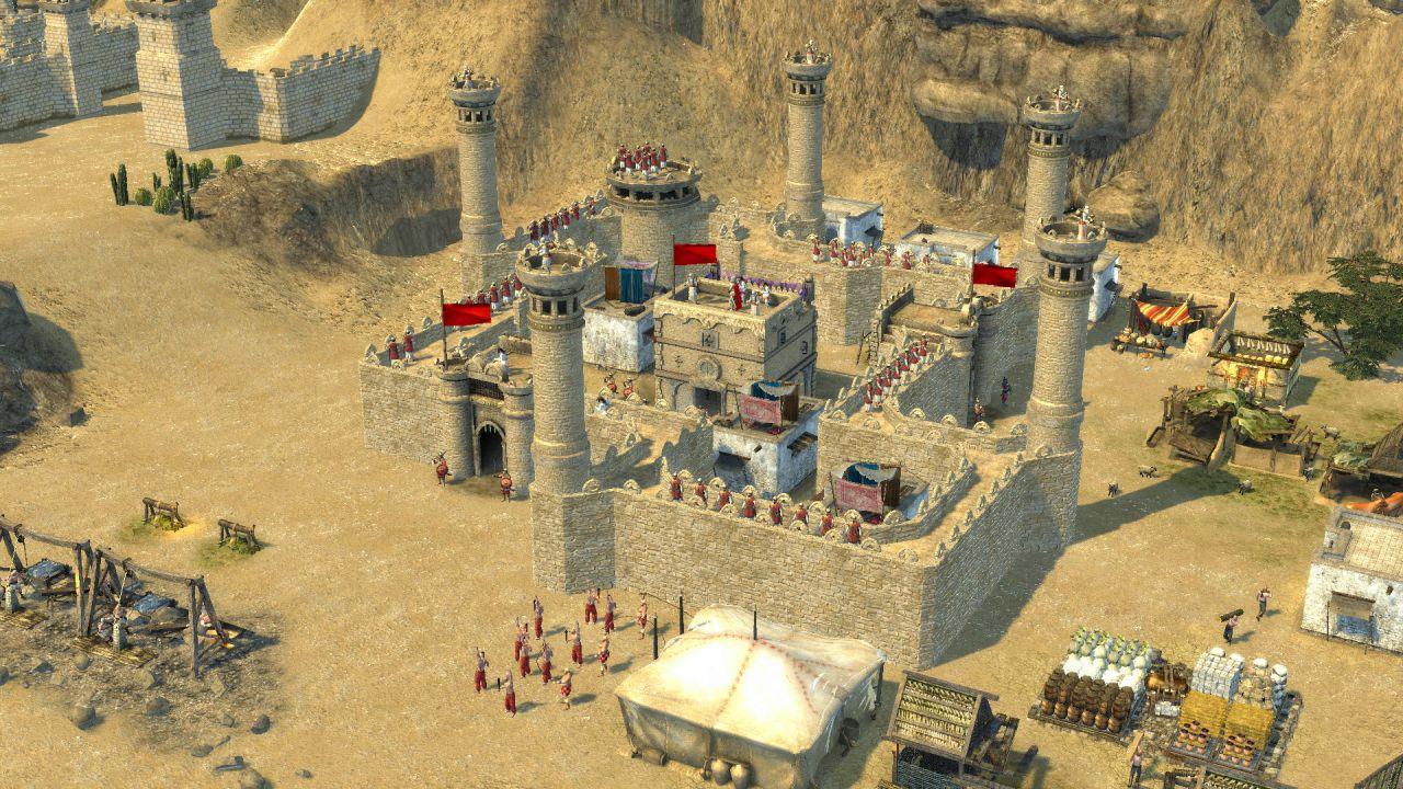 Stronghold Crusader 2: rilasciata una nuova patch