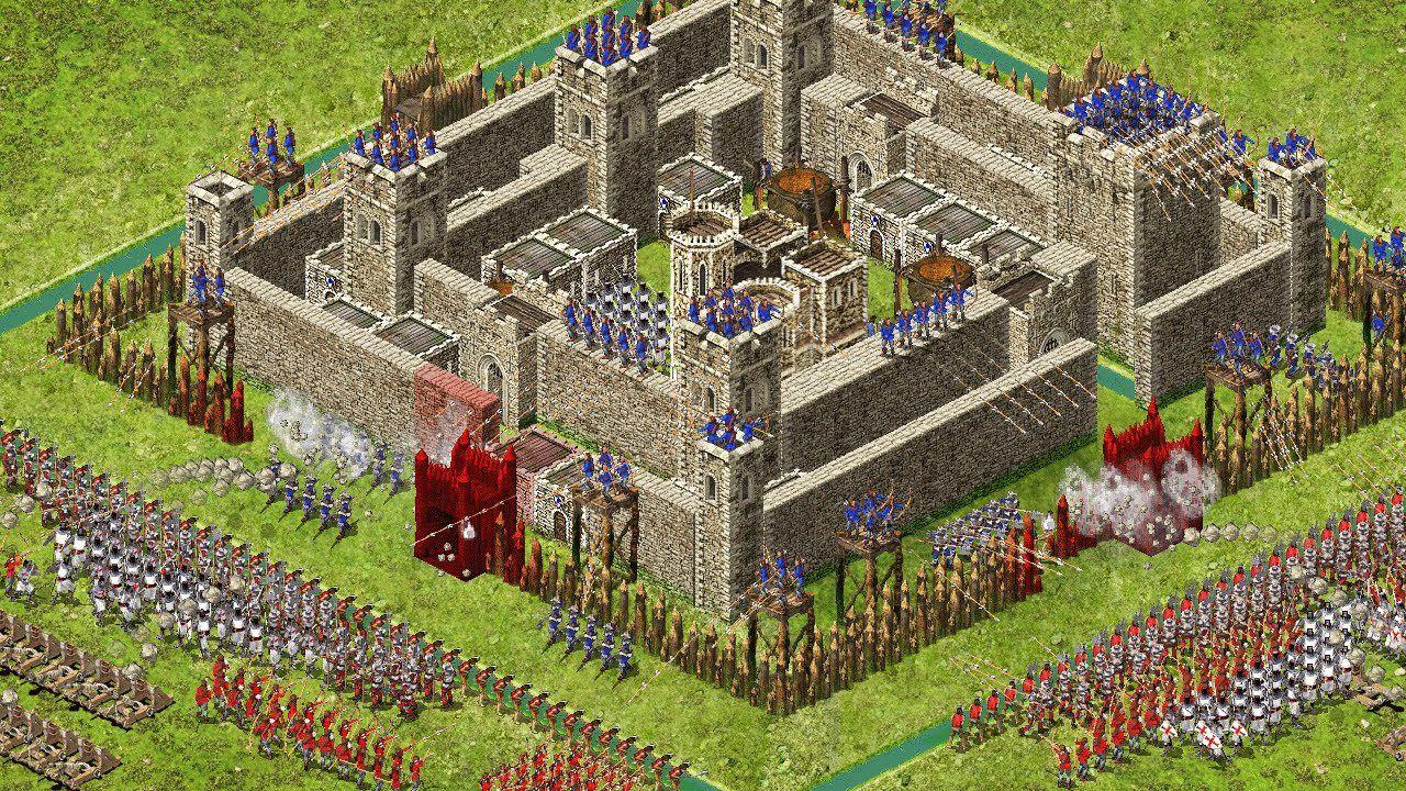 Stronghold Kingdoms: annunciata la versione per dispositivi iOS