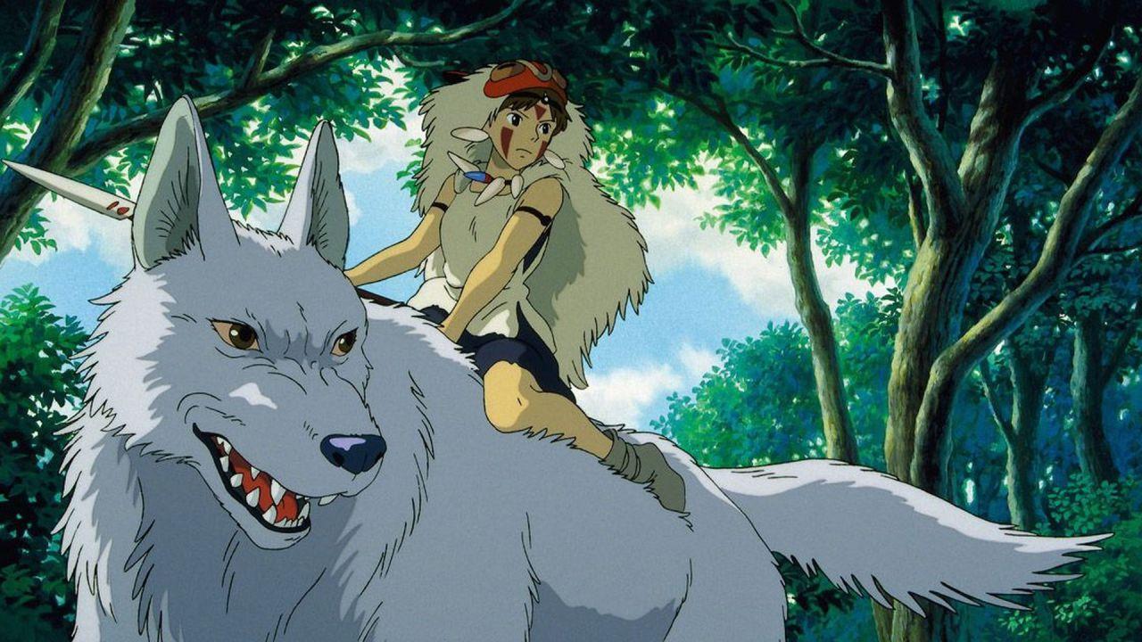 Studio Ghibli: una fanart mostra l'incontro tra the Legend of Zelda e Princess Mononoke