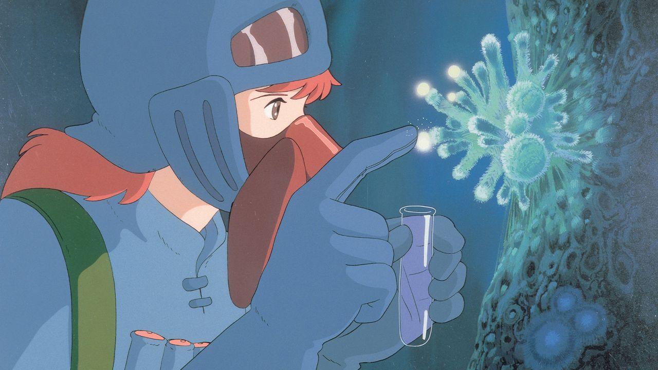 Studio Ghibli: Nausicaä protagonista di questa incredibile fanart