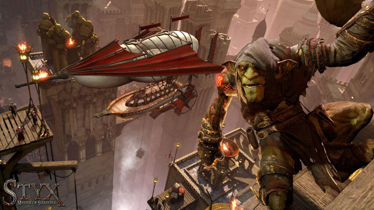 Styx: Master of Shadows - rivelati i requisiti minimi per PC