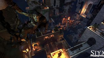 Styx: Master of Shadows - video di gameplay