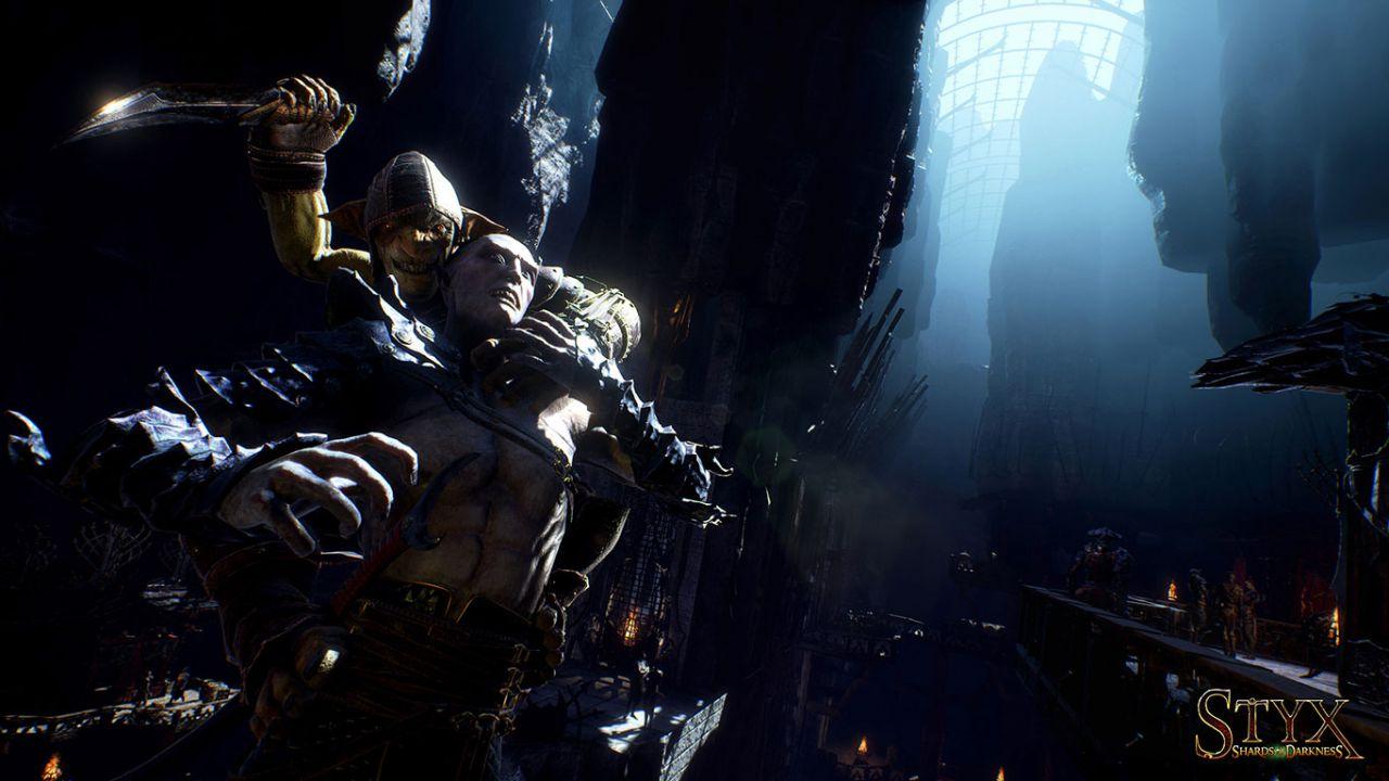 Styx Shards of Darkness annunciato per PC e console