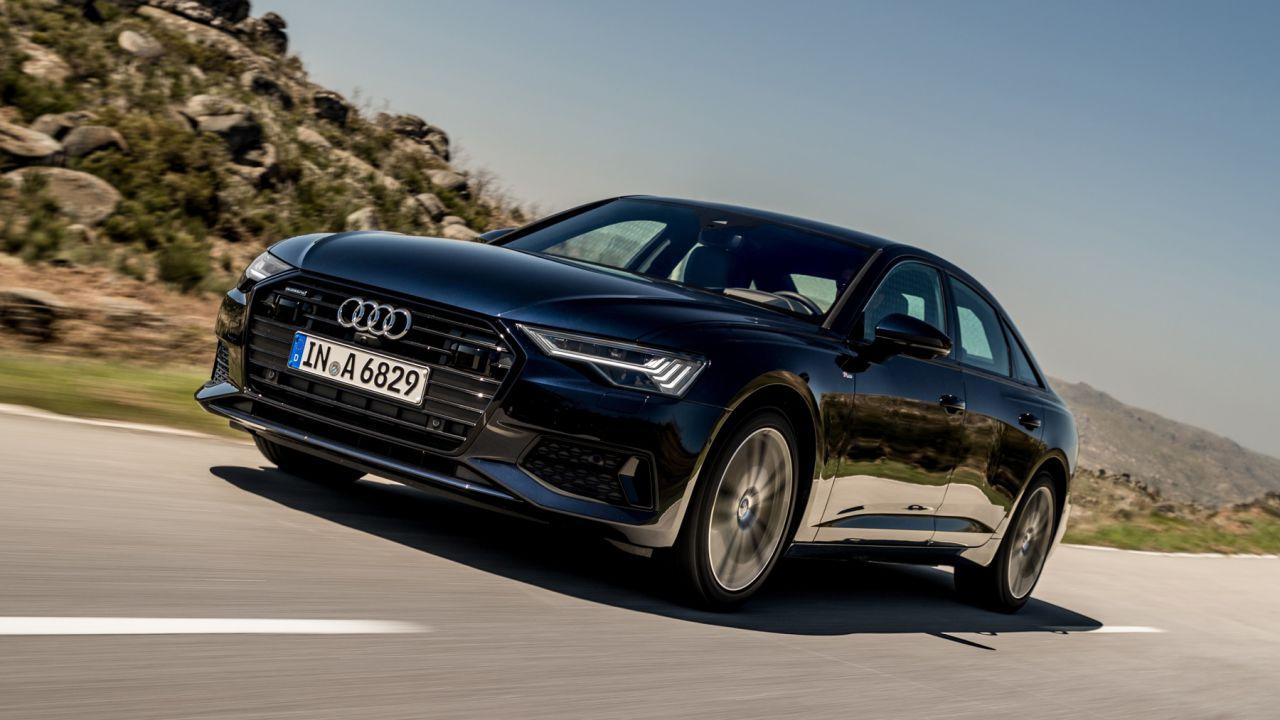 Su Audi A6 debuttano le varianti 40 TDI S tronic e 45 TFSI AP