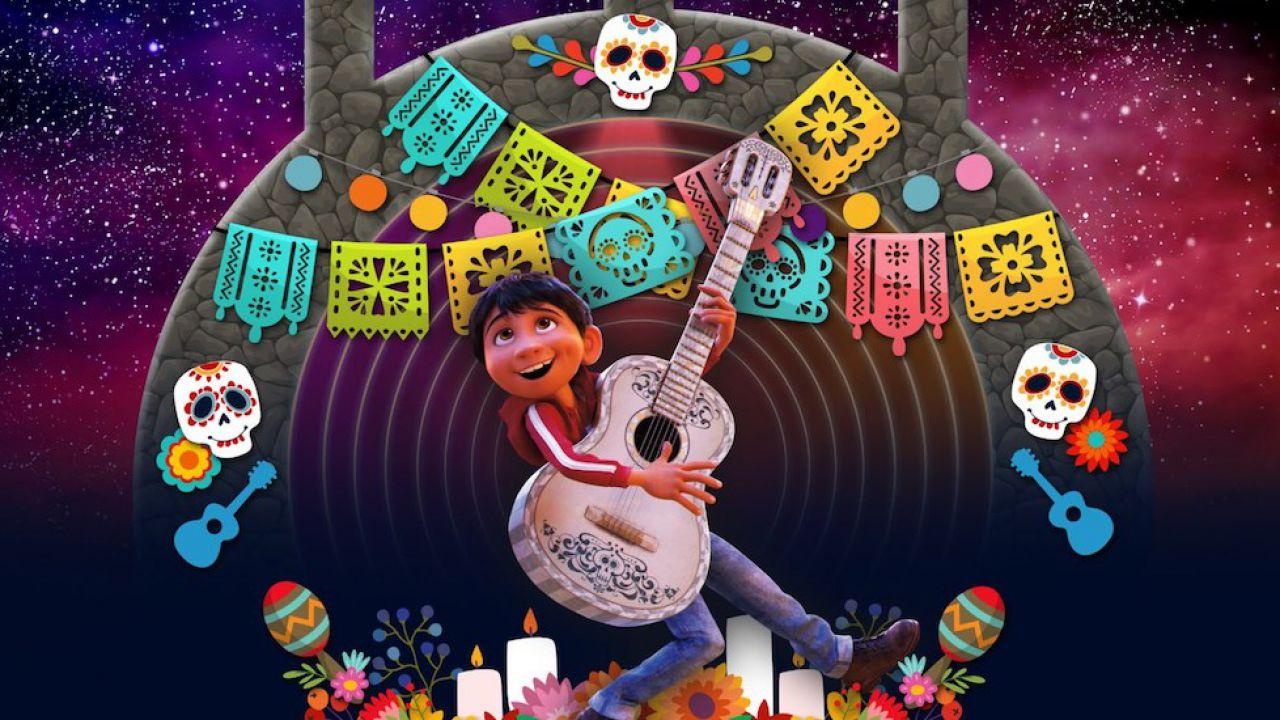 Su Disney+ arriva la live concert experience di Coco