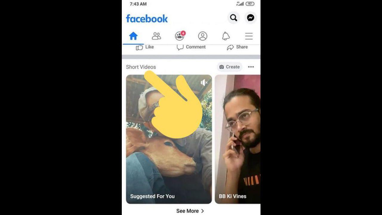 Su Facebook potrebbe arrivare una feature simile a TikTok e Instagram Reels