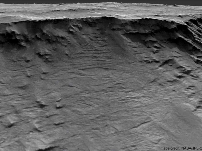 Su Marte trovate prove di fiumi antichi 3.7 miliardi di anni fa