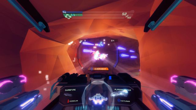 Sublevel Zero Redux: l''fps ispirato a Descent arriva su PS4 e Xbox One