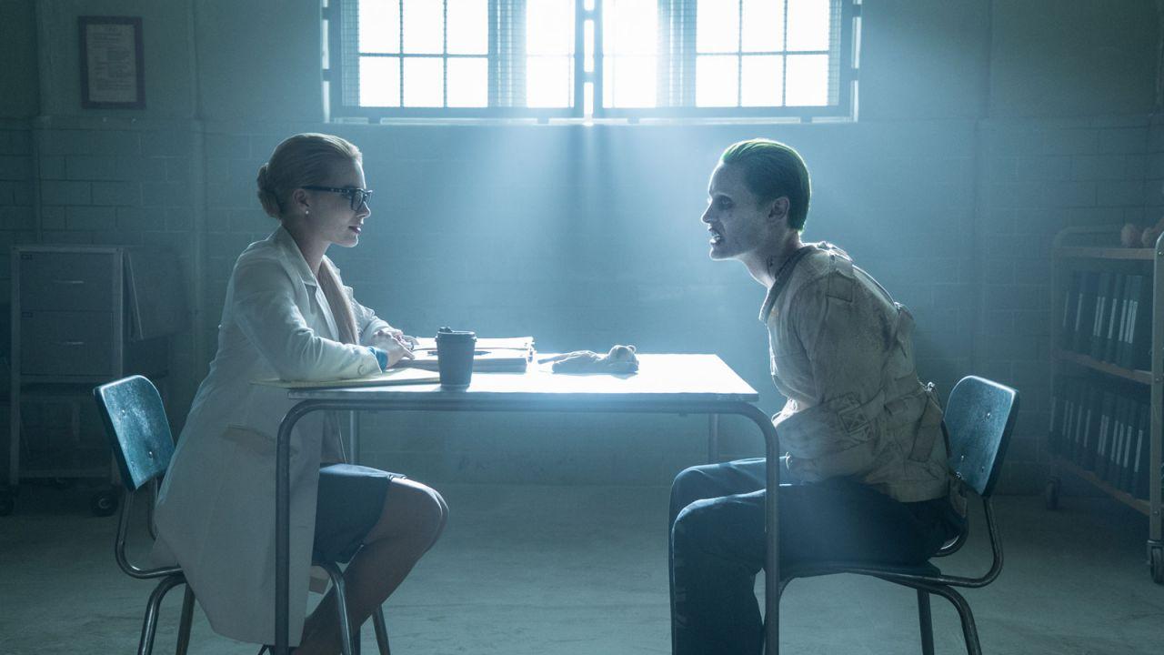 Joker e Harley Quinn scelti per le nuove copertine