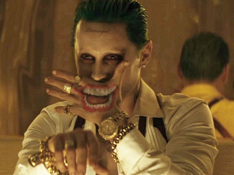 Suicide Squad, ancora sul Joker di Leto: il regista rivela una scena tagliata davvero dark