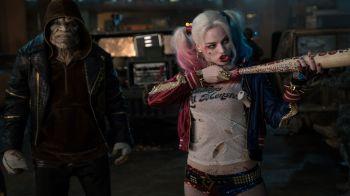 Suicide Squad: il look inedito di Harley Quinn nella nuova foto