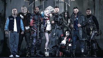 Suicide Squad: online le immagini prima e dopo gli effetti speciali