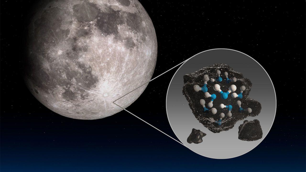 Sulla Luna c'è più acqua del previsto, ma c'è un grosso problema a riguardo