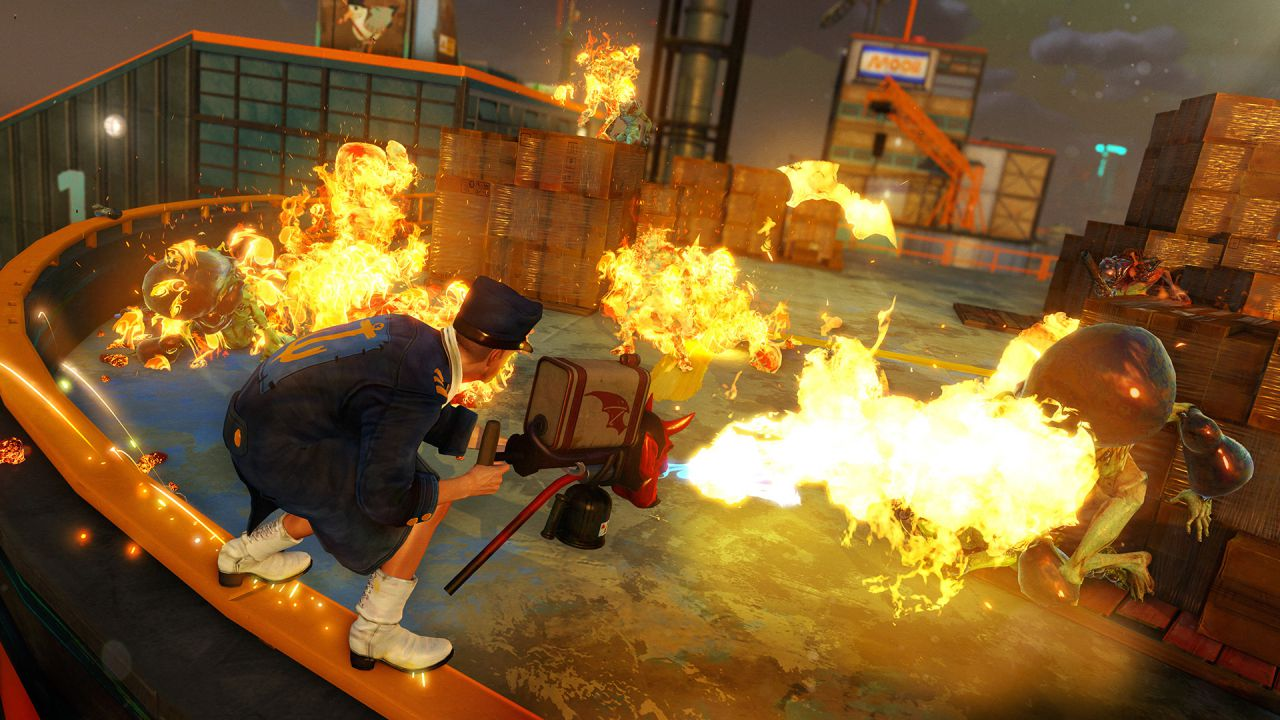 Sunset Overdrive in arrivo anche su PC?