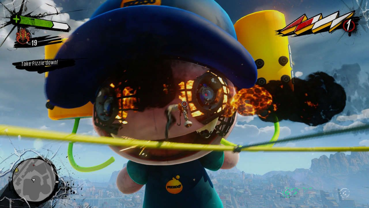 Sunset Overdrive: nuovi video gameplay