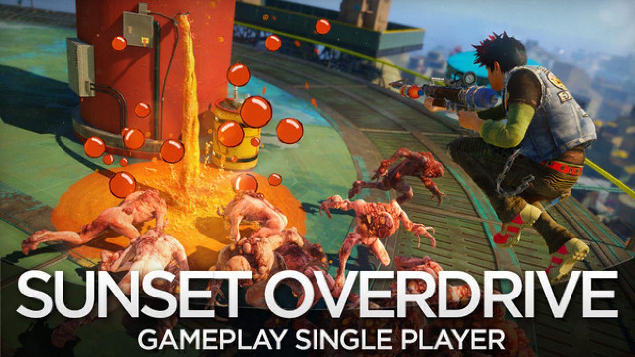 Sunset Overdrive: pubblicato un nuovo video per il gameplay