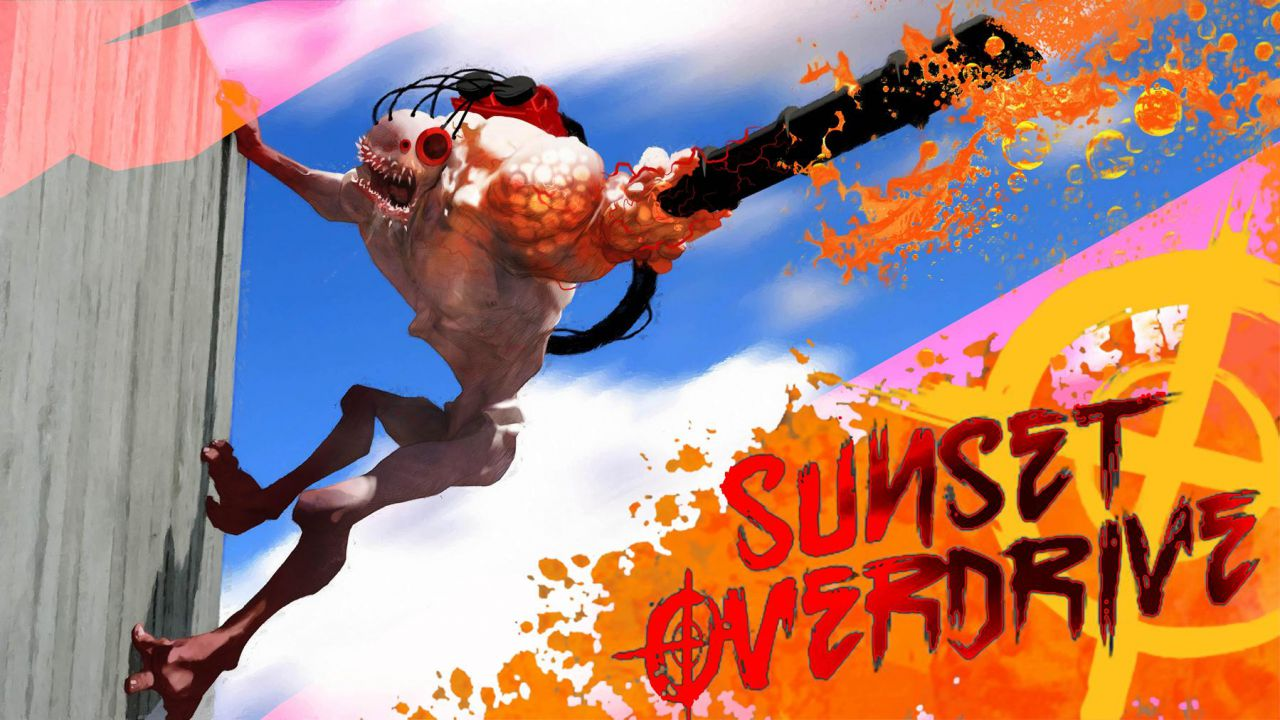 Sunset Overdrive: Replica Live Gameplay 22/10/2014
