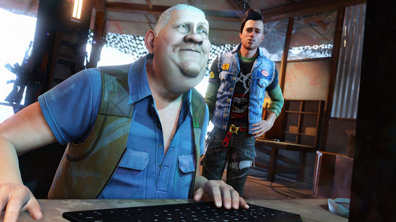 Sunset Overdrive: video gameplay del DLC The Mystery of Mooil Rig