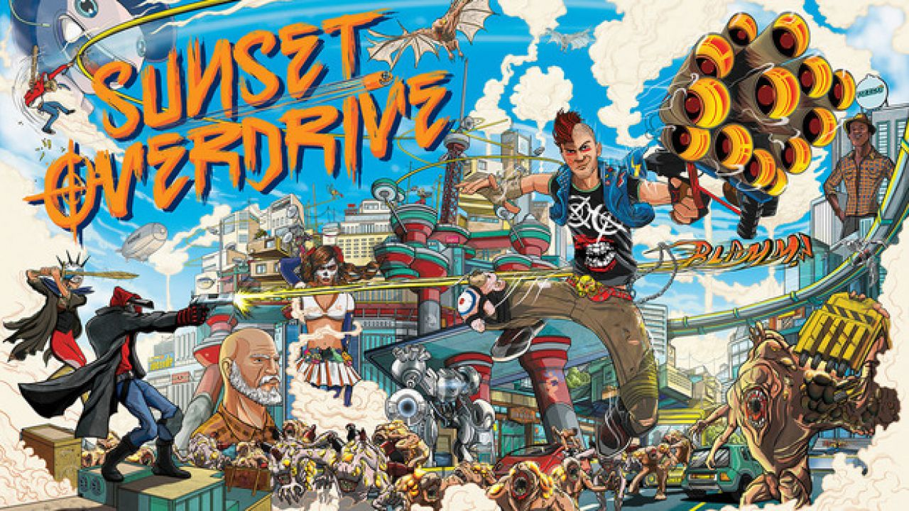 Sunset Overdrive: un video per la nuova puntata della Sunset TV