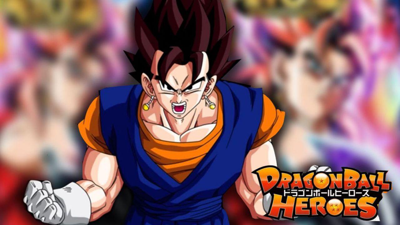 Super Dragon Ball Heroes 2: il nuovo poster mostra la trasformazione finale di Vegeth!