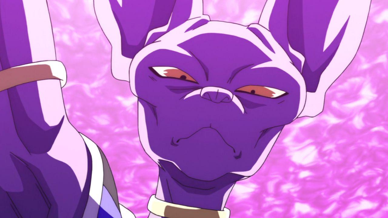 Super Dragon Ball Heroes Big Bang Mission 2: Beerus contro tutti, i saiyan all'attacco