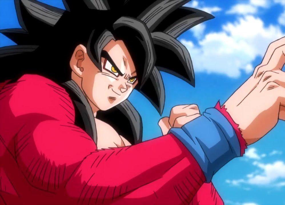 Dragon Ball Heroes Stream