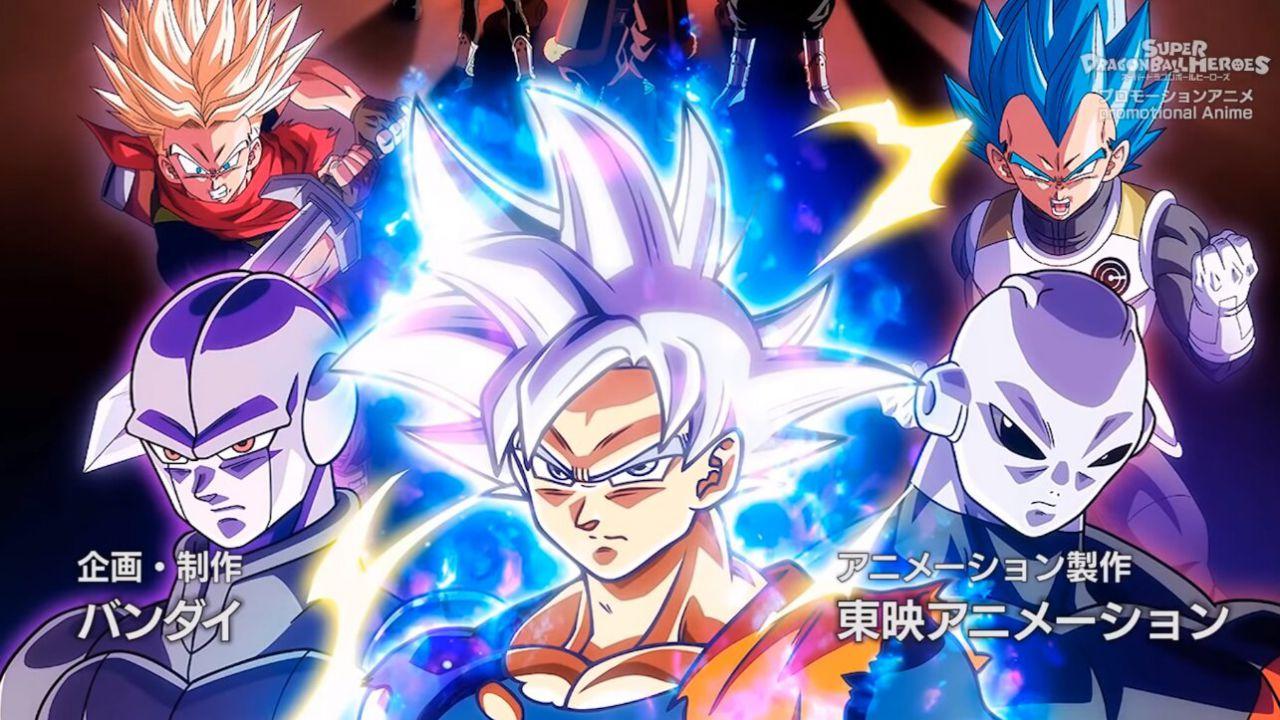 Super Dragon Ball Heroes, l'episodio 7 svela i sei villain del nuovo arco