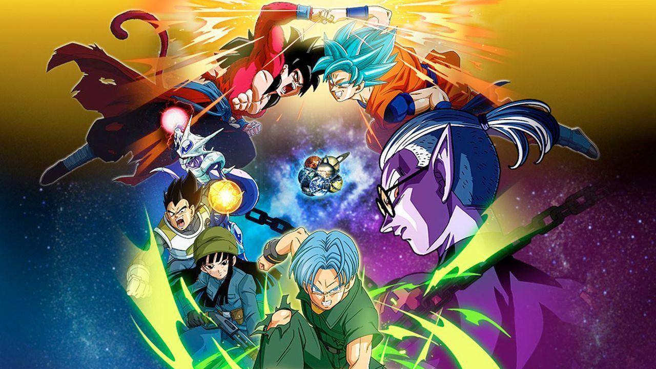Super Dragon Ball Heroes: Goku e Vegeta al salvataggio del multiverso nell'ultima puntata