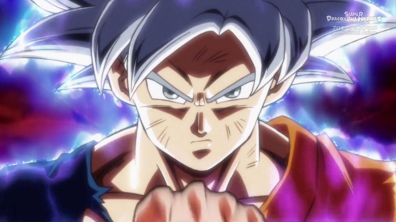 Super Dragon Ball Heroes introduce un misterioso personaggio