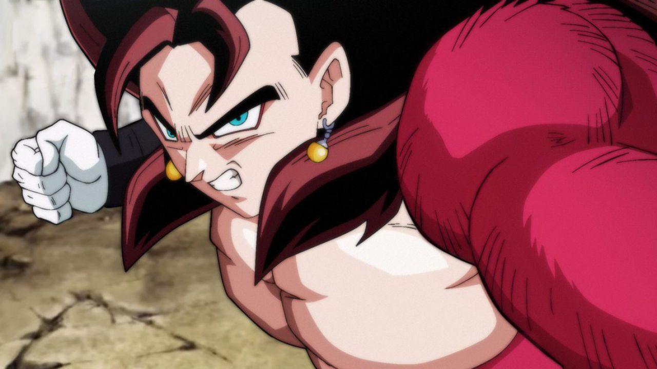 Super Dragon Ball Heroes: nuova tecnica per Vegeth?