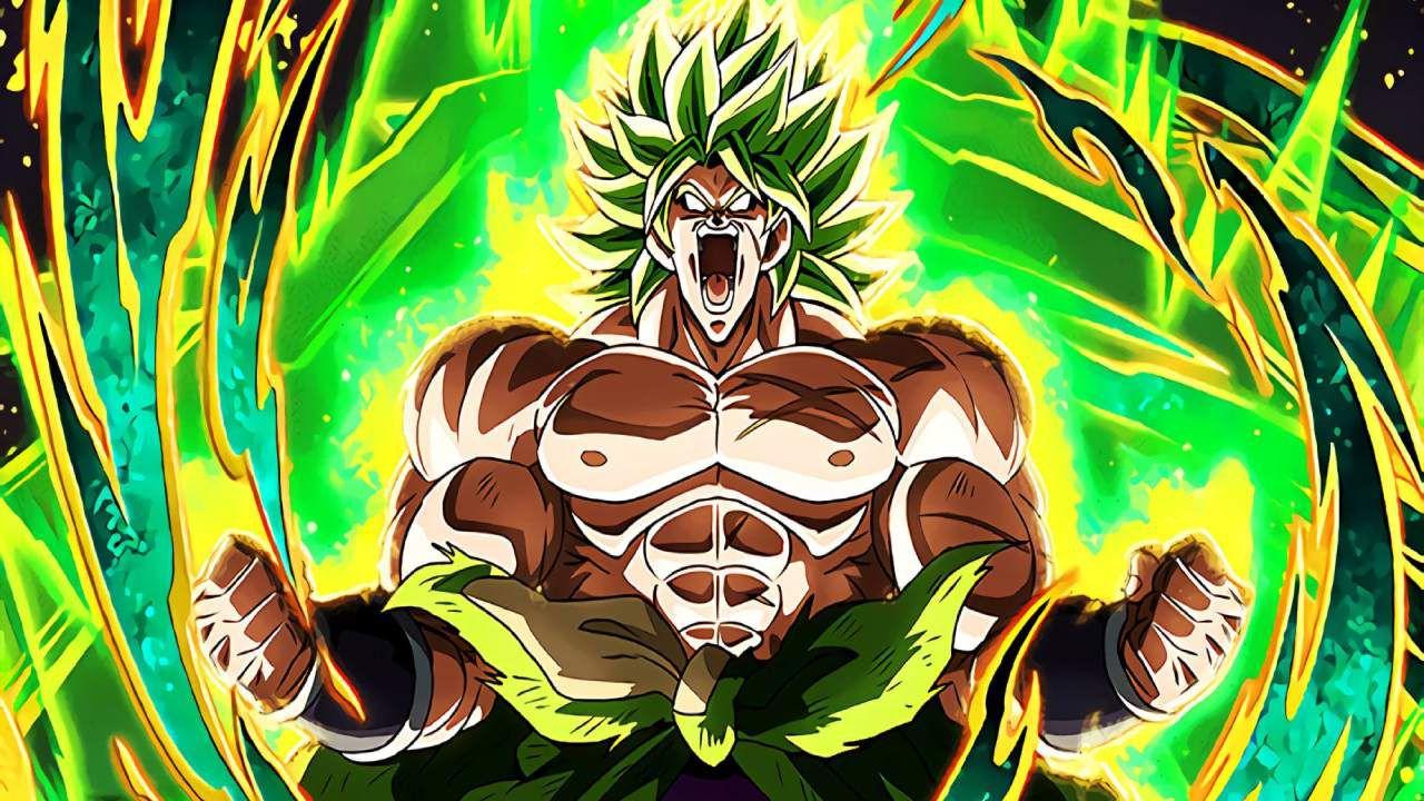 Super Dragon Ball Heroes: con questa trasformazione Broly è più potente che mai