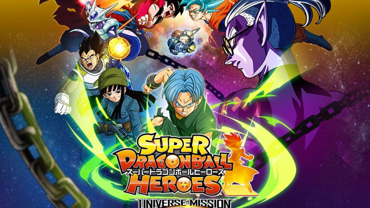 Super Dragon Ball Heroes, Vegeth infligge a Fu un devastante colpo, ecco il video