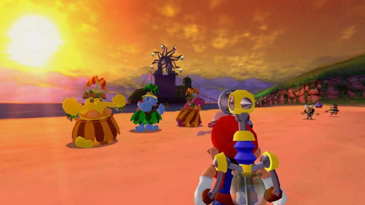Super Mario 3D All-Stars: come raggiungere Sabbie Rosse in Mario Sunshine