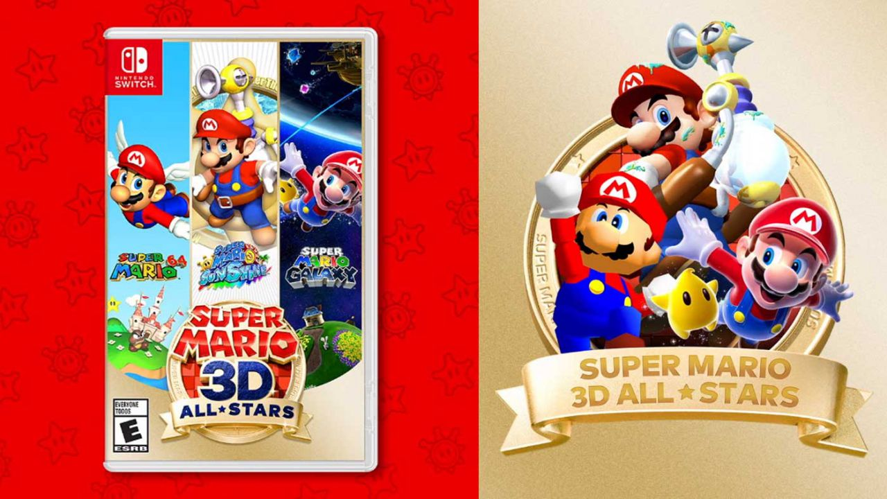 Super Mario 3D All-Stars: ancora disponibile su Amazon Italia per il preordine