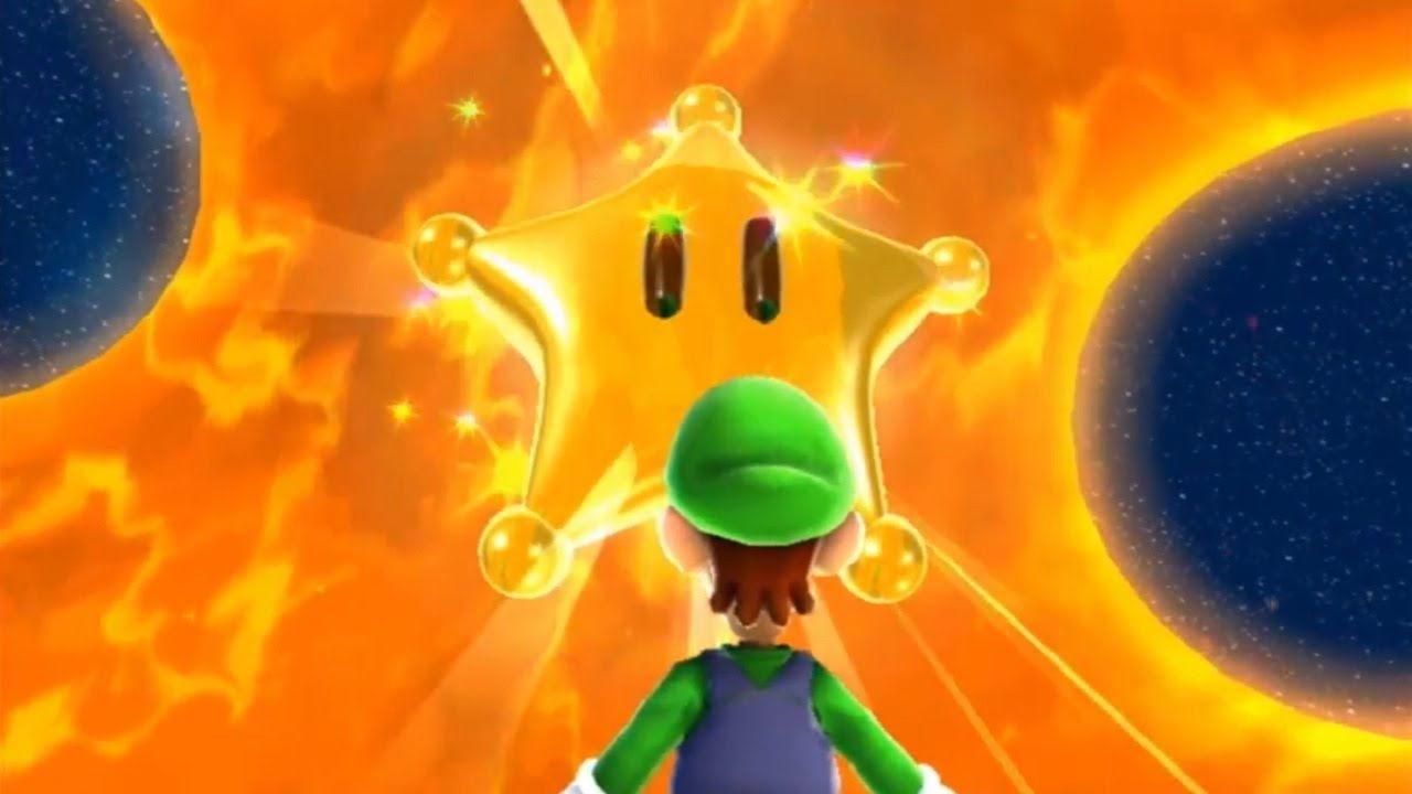 Super Mario 3D All Stars: giocare con Luigi in Super Mario Galaxy