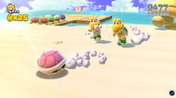 Super Mario 3D World: 13 minuti di gioco