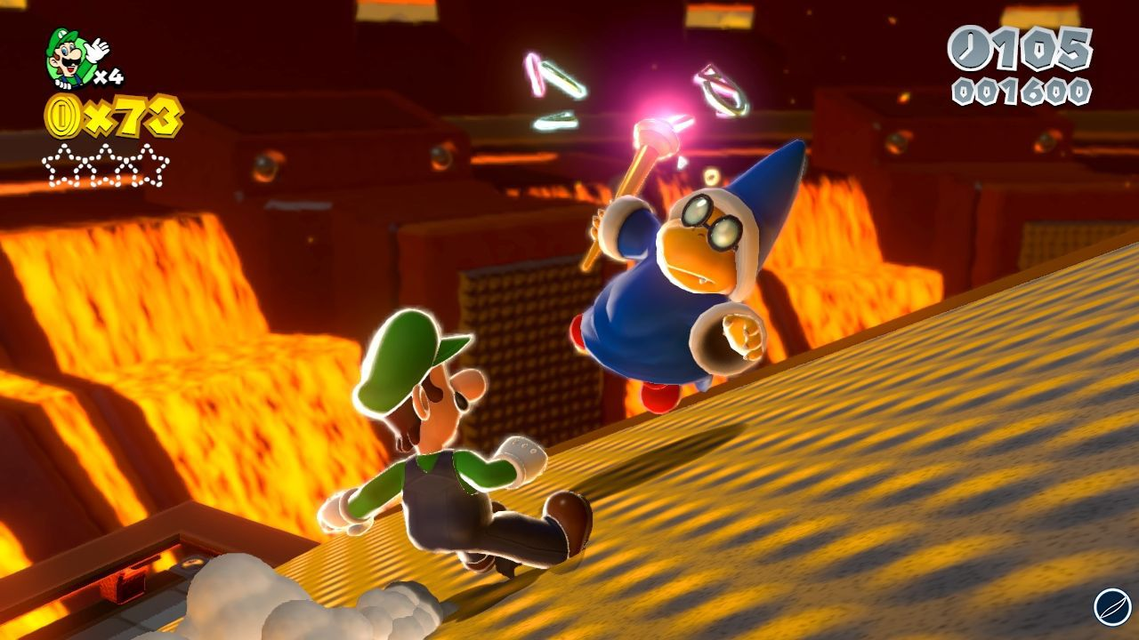 Super Mario 3D World: aperto il website completo nordamericano