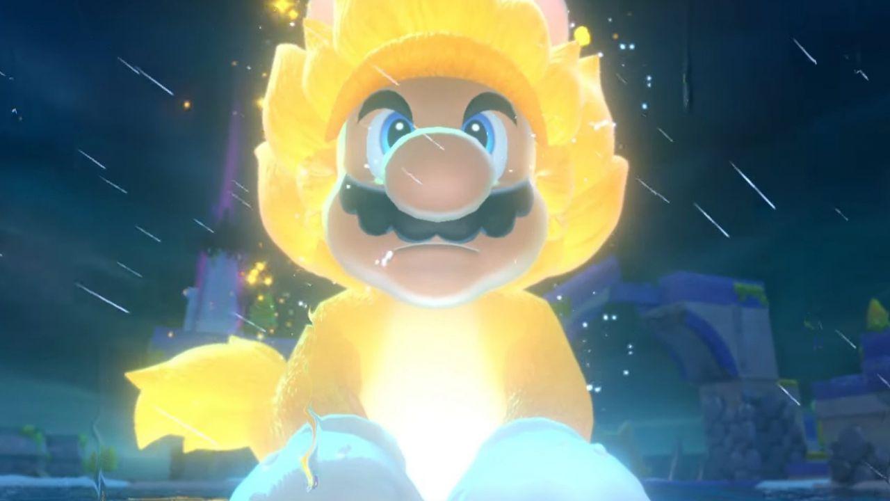 Super Mario 3D World + Bowser's Fury continua a dominare nel Regno Unito
