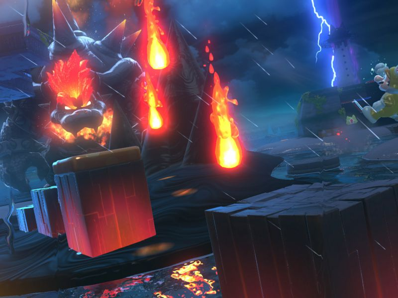Super Mario 3D World + Bowser's Fury goes online before launch - beware of spoilers