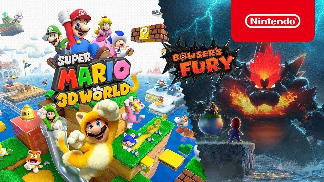 Super Mario 3D World + Bowser's Fury: svelato il peso della nuova esclusiva Switch