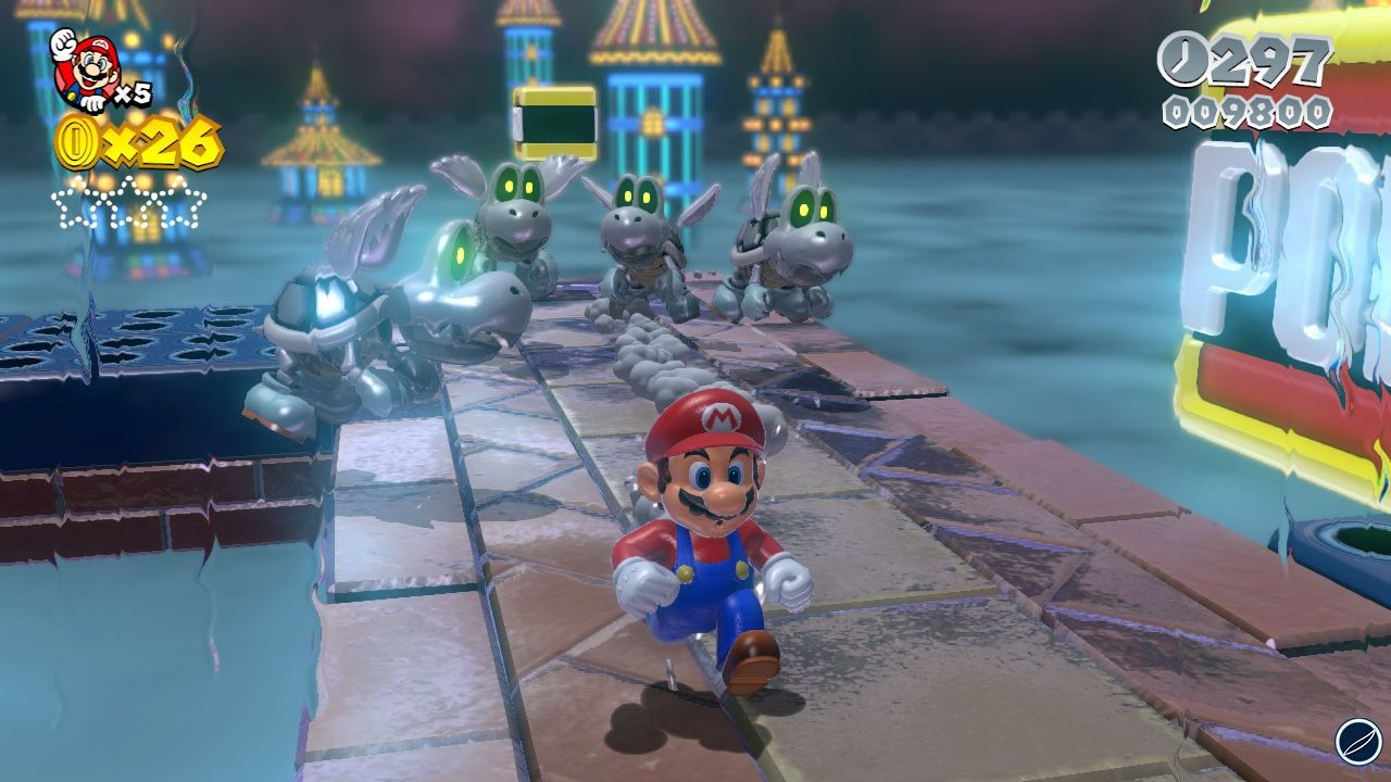 Super Mario 3D World: ecco perchè manca il multiplayer