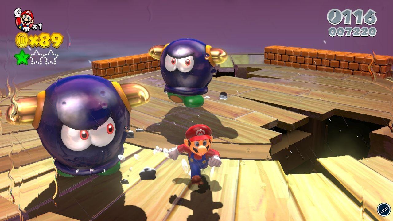 Super Mario 3D World: Nintendo apre il sito teaser