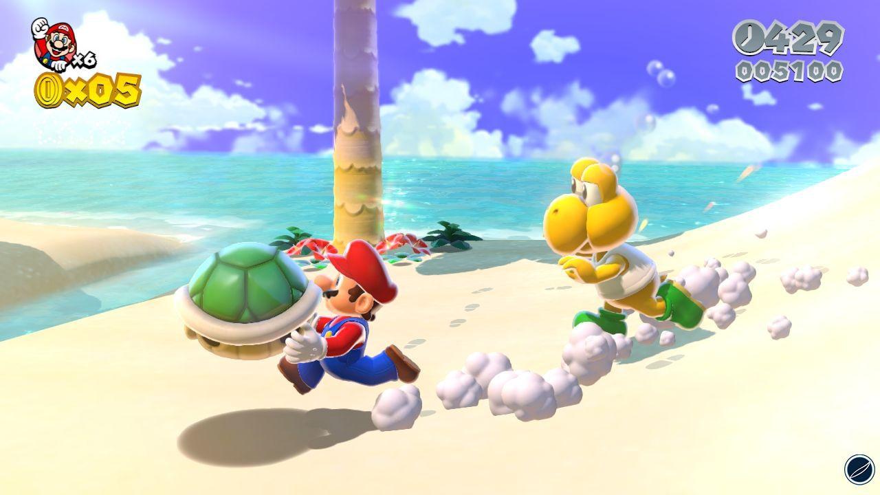 Super Mario 3D World non avrà DLC