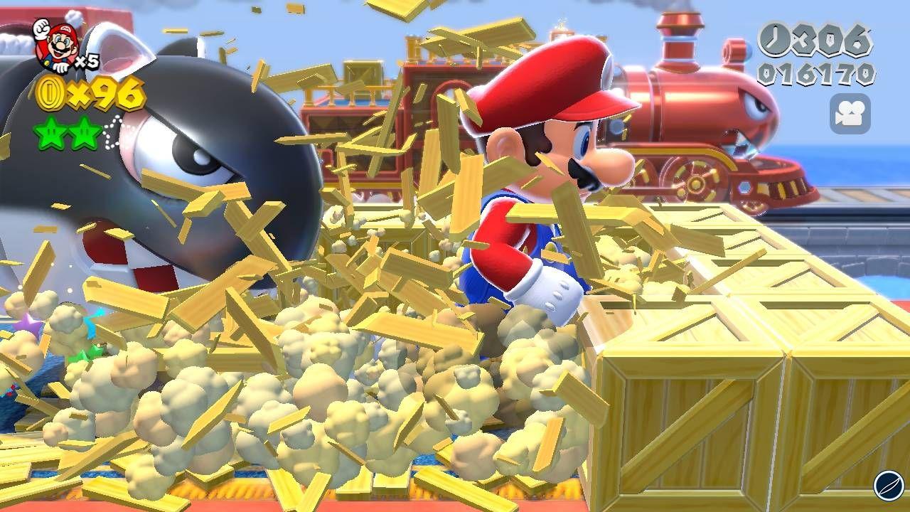 Super Mario 3D World: la Principessa Peach come personaggio giocabile è stata una scelta deliberata
