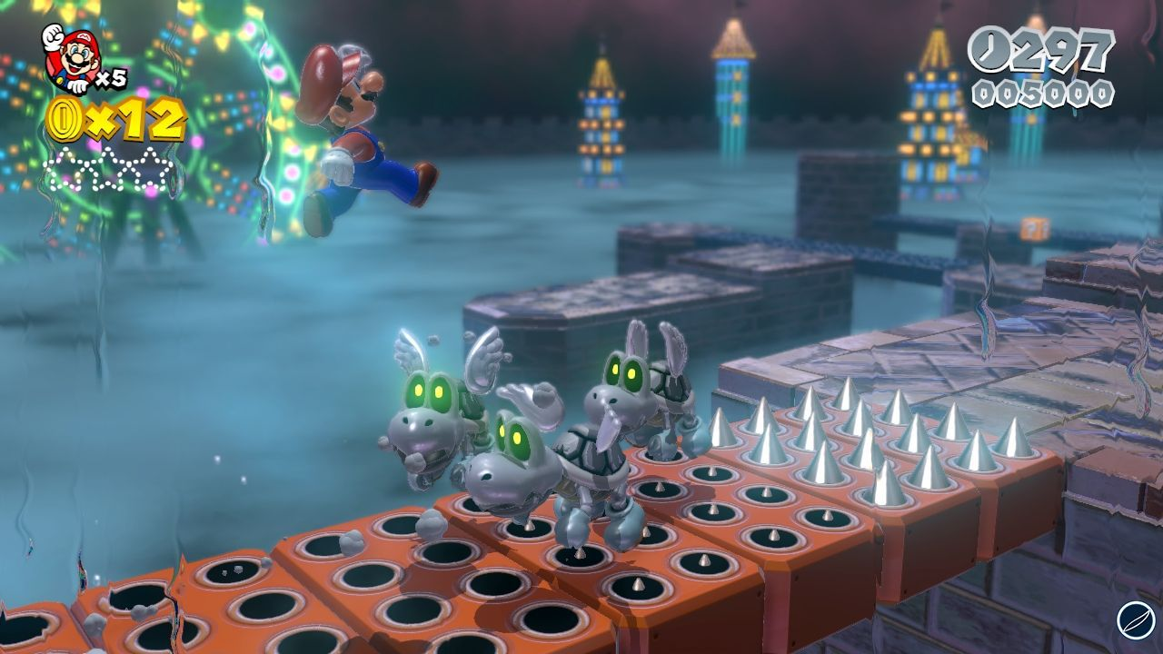 Super Mario 3D World: scoperto un minigioco segreto dedicato a Luigi